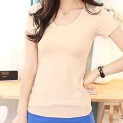 florelle - 纯色短袖T恤