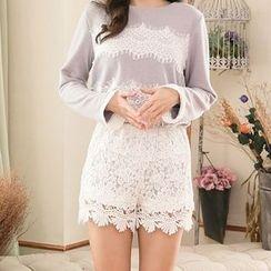 Tokyo Fashion - Lace Shorts