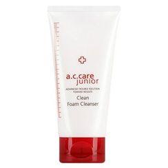 a.c. care - Junior Clean Foam Cleanser 150ml