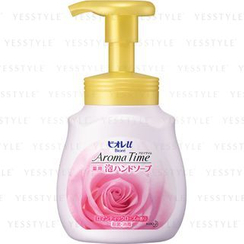 Kao - Biore Whip Hand Soap (Push Pump) (Rose)