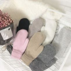 Napkiki - 羊毛混紡手套