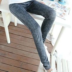 Daisyfield - Printed Jeggings