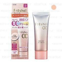 Kanebo - Freshel Skincare CC Cream SPF 32 PA++