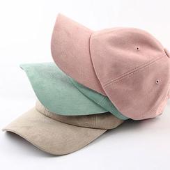 chuu - 人造麂皮帽