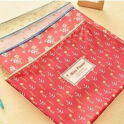 Tivi Boutique - Floral Print Document Pouch