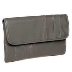 59 Seconds - Stitch Detail Clutch