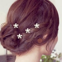 MI LI - Faux Pearl Hair Pin