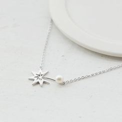 Love Generation - Maple Leaf Pendant Necklace