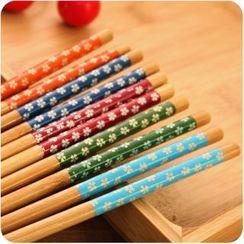 Desu - 印花油條筷子