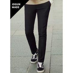 JOGUNSHOP - Slim-Fit Pants