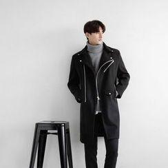 Seoul Homme - Long Biker Jacket