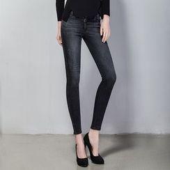 Kleggings - Elastic Skinny Jeans