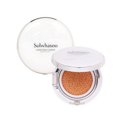 Sulwhasoo - Perfecting Cushion Brightening SPF50+ PA+++ with Refill (#17 Light Beige)