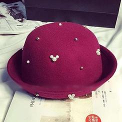 Hats 'n' Tales - Embellished Bowler Hat