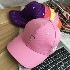 卿本佳人 - 刺繡水果棒球帽