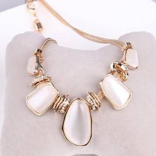 Supermary - Jeweled Necklace