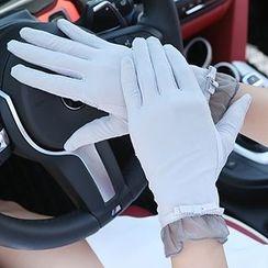 Kalamate - 蕾絲駕車手套