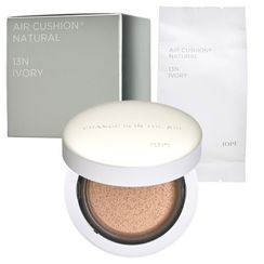 IOPE - Air Cushion Natural With Refill 15g X 2