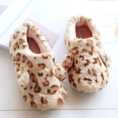 BEANS - Leopard Home Slippers