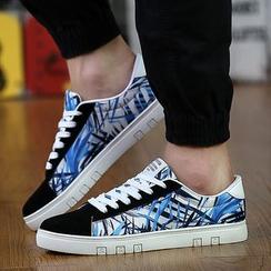 Gerbulan - Print Sneakers