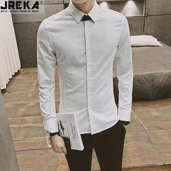 Jacka - Plain Shirt
