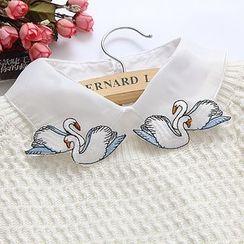 Eustacia - Swan Decorative Collar