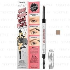 Benefit - Goof Proof Eyebrow Pencil (#02 Light)