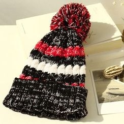RGLT Scarves - Color-Block Beanie