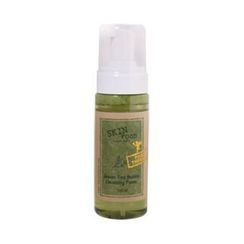 Skinfood - Green Tea Bubble Cleansing Foam 160ml