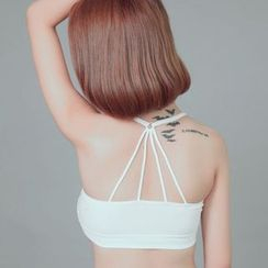 Fitight - Strappy-Back Bra Top