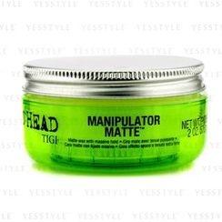 Tigi - Bed Head Manipulator Matte - Matte Wax with Massive Hold