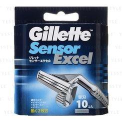 Gillette - Sensor Excel Blade (Refill)