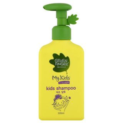 Green Finger - My Kids Conditioning Shampoo 320ml