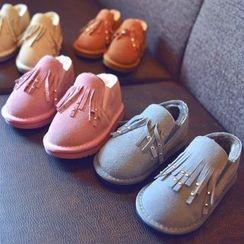 BOOM Kids - 小童流蘇輕便鞋
