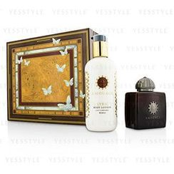 Amouage - Lyric Coffret: Eau De Parfum Spray 100ml/3.4oz + Body Lotion 300ml/10oz