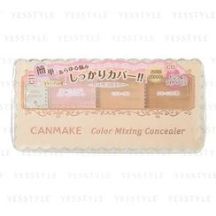 Canmake - Color Mixing Concealer SPF 50 PA++++ (#C11)