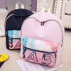 Crystal - Print Backpack