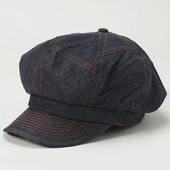 GRACE - Denim Casquette
