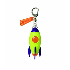 DREAMS - Projector Rocket Keychain (Green)