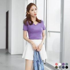OrangeBear - Short-Sleeve T-Shirt