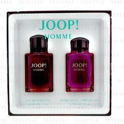 Joop - Homme Coffret: Eau De Toilette Spray 75ml/ 2.5oz + After Shave Splash 75ml/2.5oz