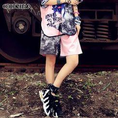 Cooreena - 印花短裤