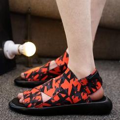 Gerbulan - Strapped Sandals