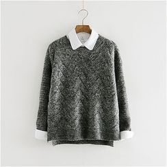 Storyland - Round-Neck Sweater