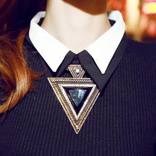 Best Jewellery - Tribal Triangle Necklace
