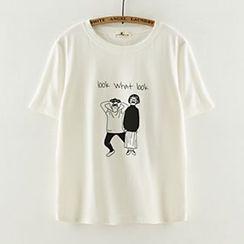 Meimei - Print T-Shirt