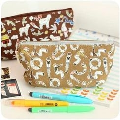 Fancy Mansion - Print Canvas Pencil Case