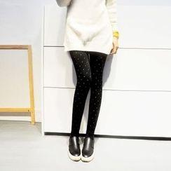 Chuba - Printed Fleece Lined Leggings