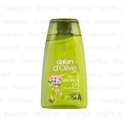 Dalan - d'Olive 纯正橄榄油桃花沐浴露