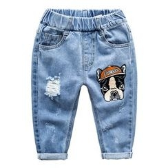 Kido - Kids Cartoon Jeans